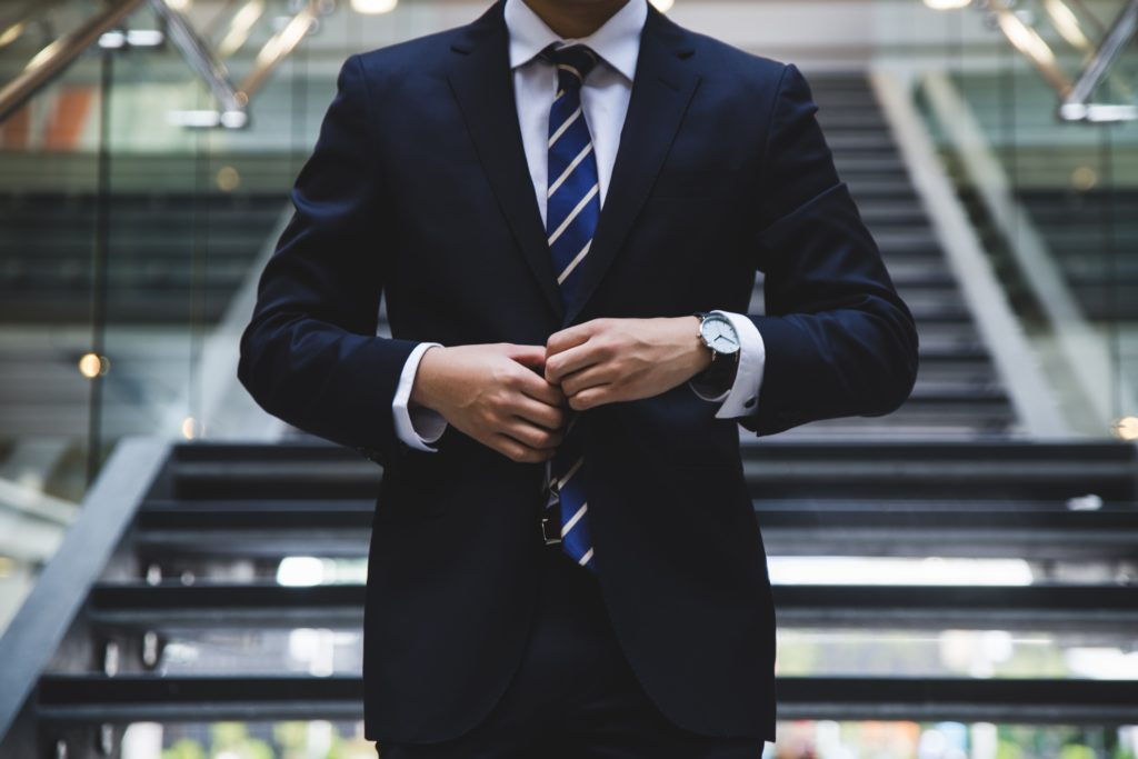 企業が求める人物像と照らし合わせる