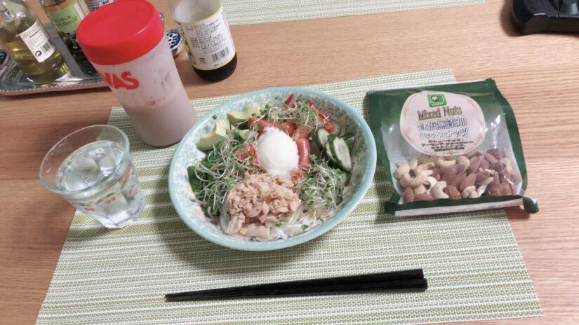 筋トレで増量の食事を紹介【写真解説】5