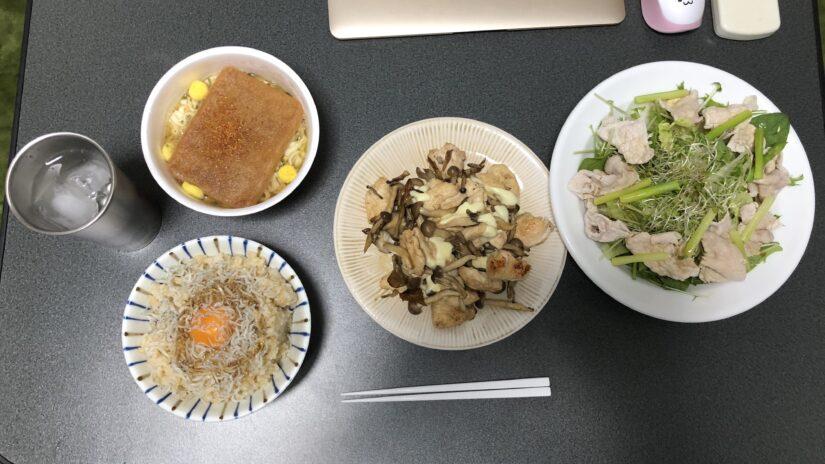 筋トレで増量の食事を紹介【写真解説】3
