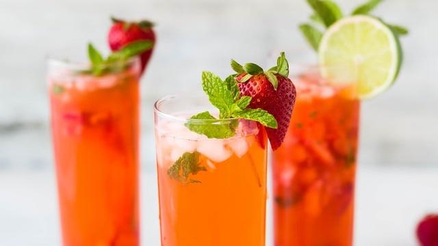 筋トレ後の飲み物でプロテイン以外ではオレンジジュース!【おすすめの飲み方紹介するよ】